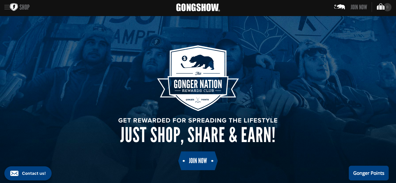 The Best eCommerce Loyalty Programs -  Gongshow