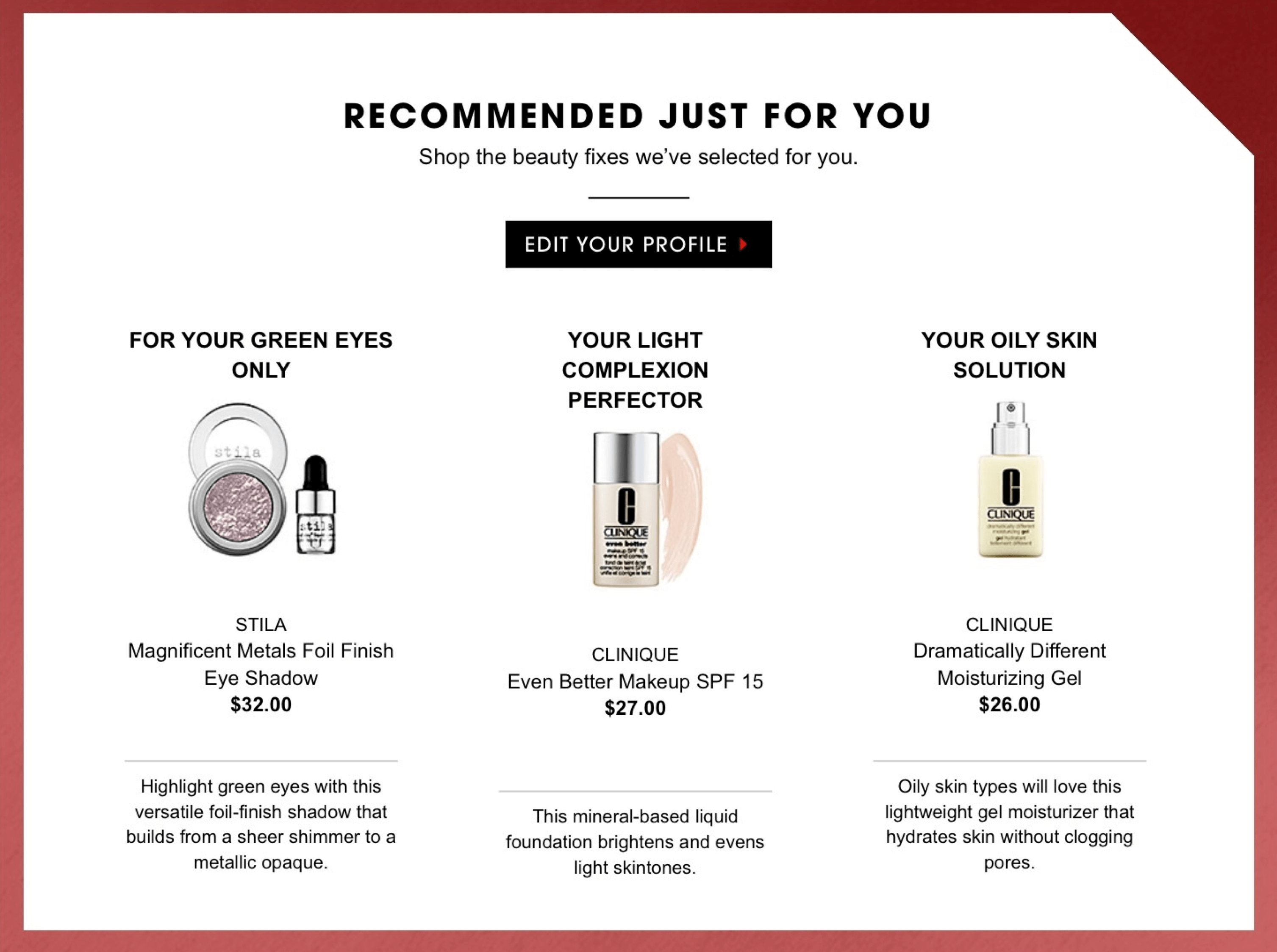 7 Outstanding VIP Sephora Email