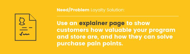 customer motivations takeaways