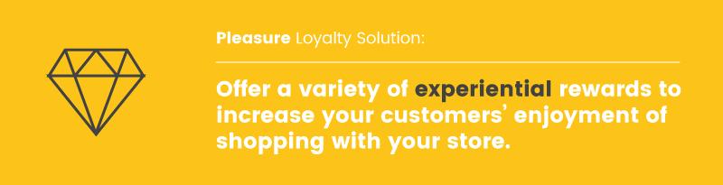 customer motivations pleasure takeaway