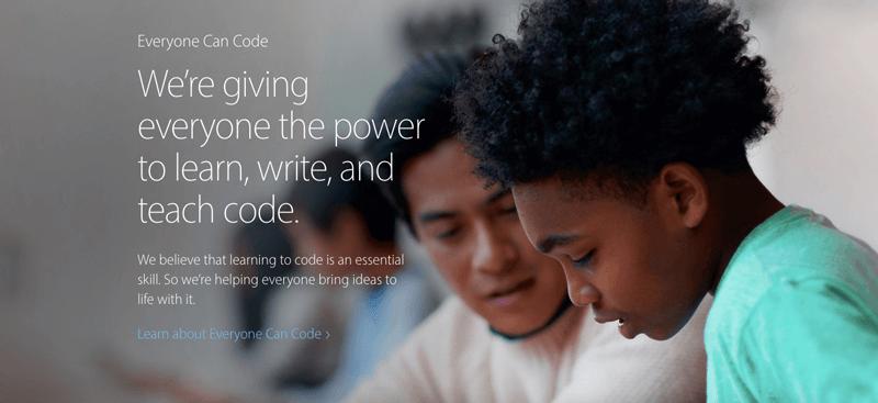 apple code essential skill