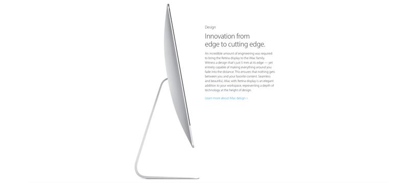 apple innovation imac