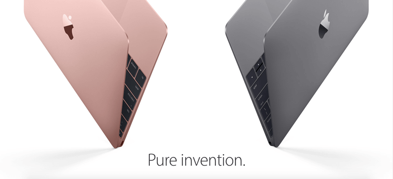 apple pure invention