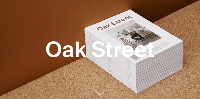 frank + oak oak street