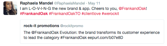 frank + oak raphaela mandel review