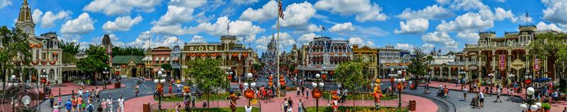walt disney world magic kingdom main street
