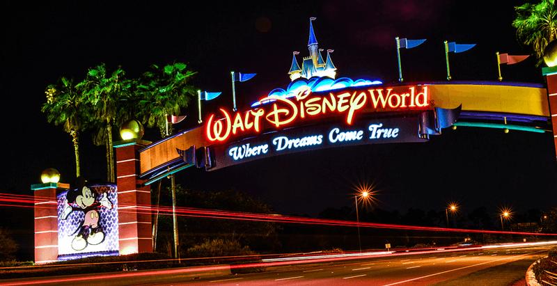 walt disney world gates