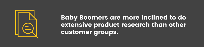 designing loyalty programs for baby boomers extensive research