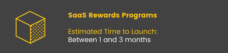 start a loyalty program saas rewards program