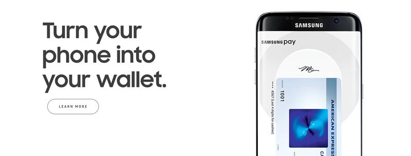 samsung rewards phone into wallet
