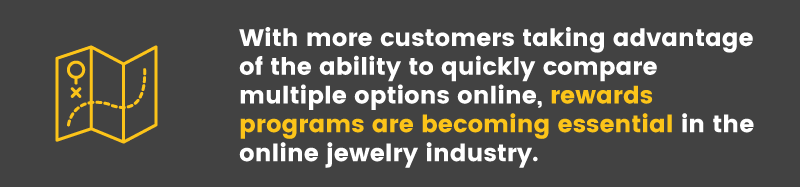 loyalty program in the jewelry industry strategy