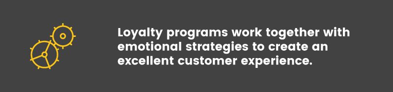 loyalty program necessary work together