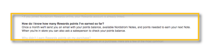 nordstrom rewards account email