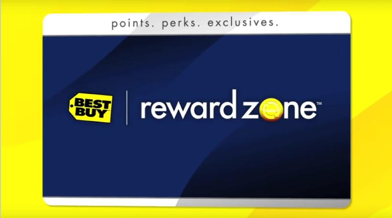 reward zone member card