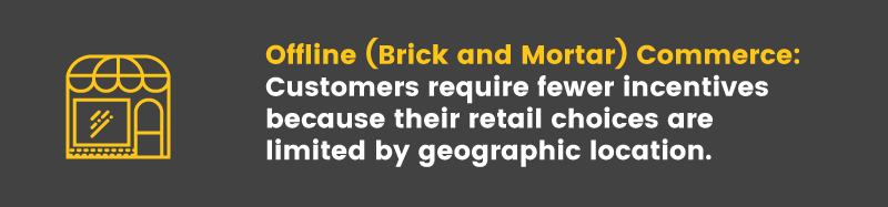 online and offline brick and mortar