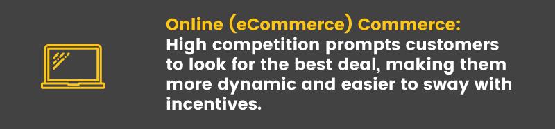 online and offline ecommerce