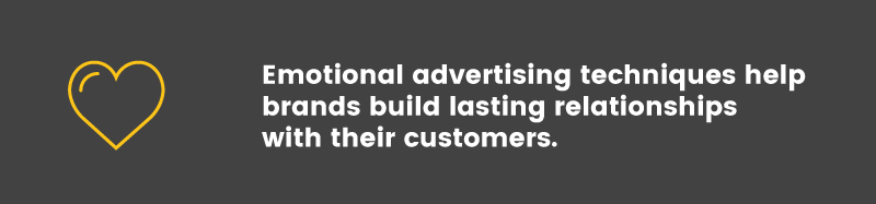 online and offline emotional advertising