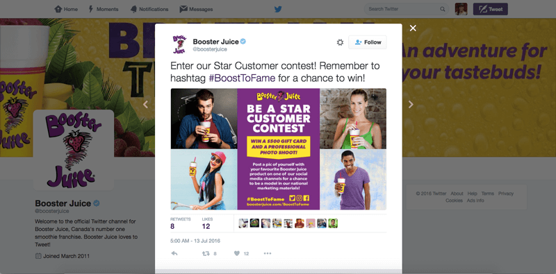 future of loyalty programs booster juice gamification