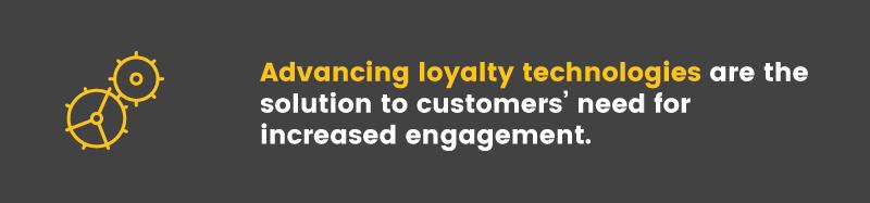 future of loyalty programs advancing loyalty tech