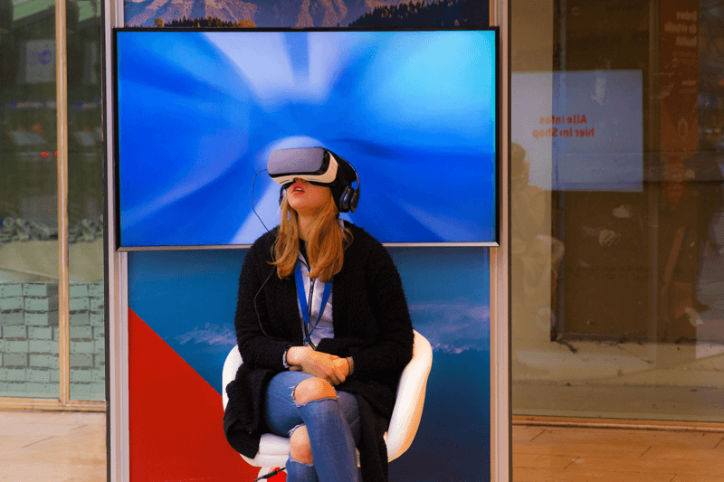 Welcome to the Future: Virtual Reality in eCommerce