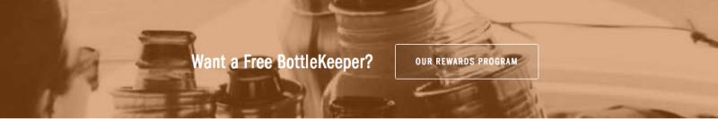 men want in a loyalty program bottlekeeper CTA