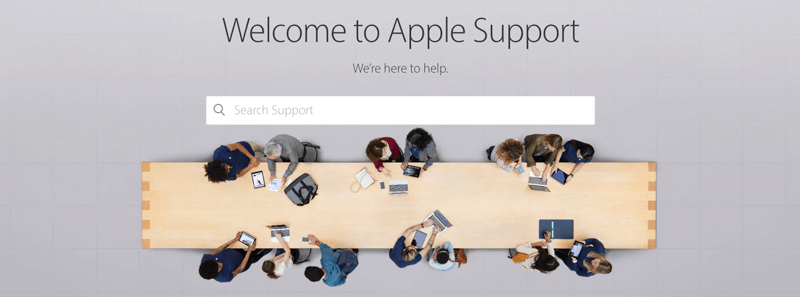 apple doesn't have a loyalty program support online