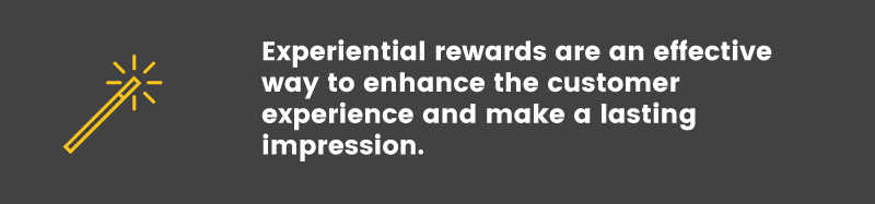 zappos rewards experiential rewards