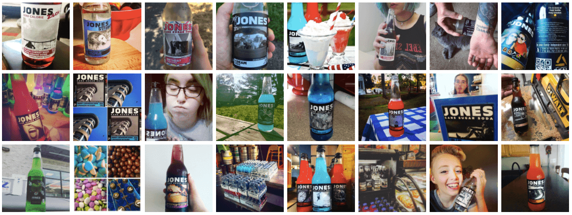 Jones Soda allows customers to collect bottle caps and exchange them for great rewards