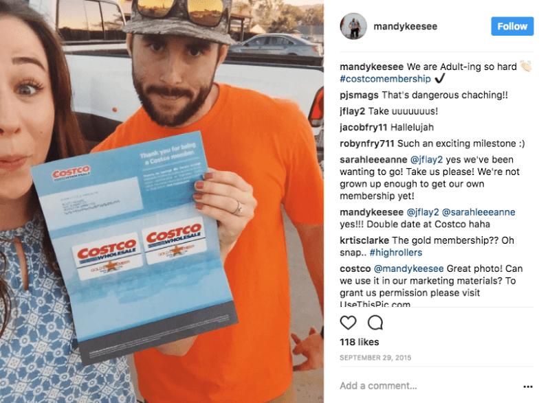 costco memberships excited members