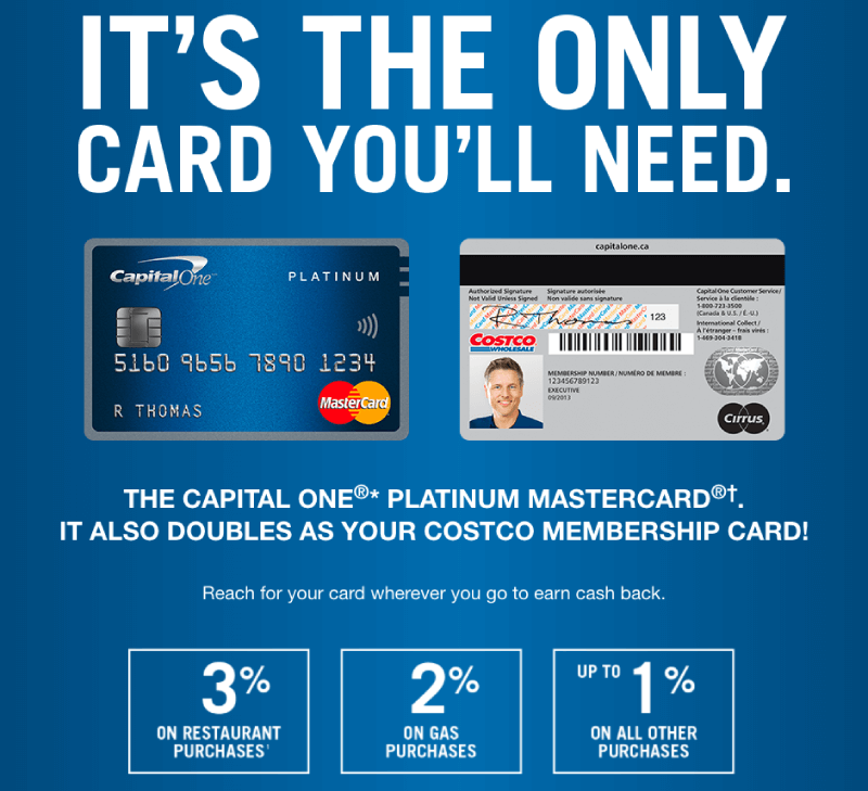 costco memberships mastercard