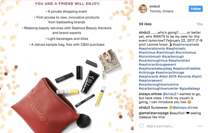 customer segmentation brand loyalists experiential rewards sephora