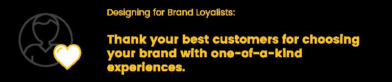 customer segmentation brand loyalists takeaway
