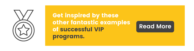 customer segmentation brand loyalists vip examples CTA