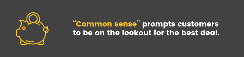 customer segmentation savvy opportunists common sense