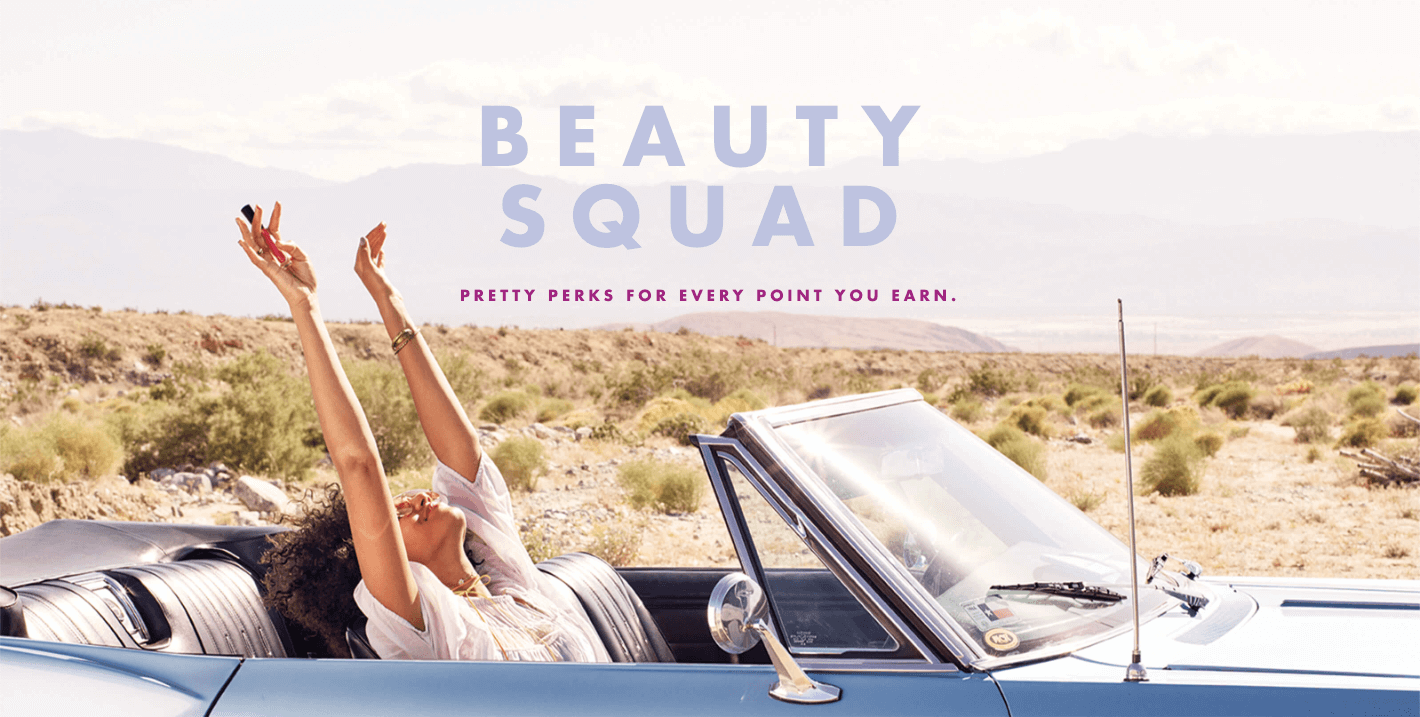 e.l.f. Beauty Squad banner