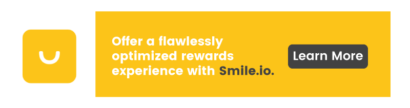 impact of mobile commerce smile.io CTA