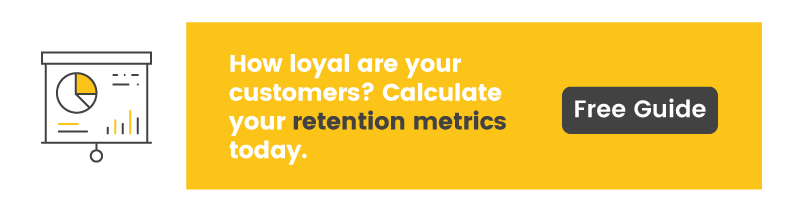 Areyour customers as loyal as Target's? Calculate your retention metrics to find out!