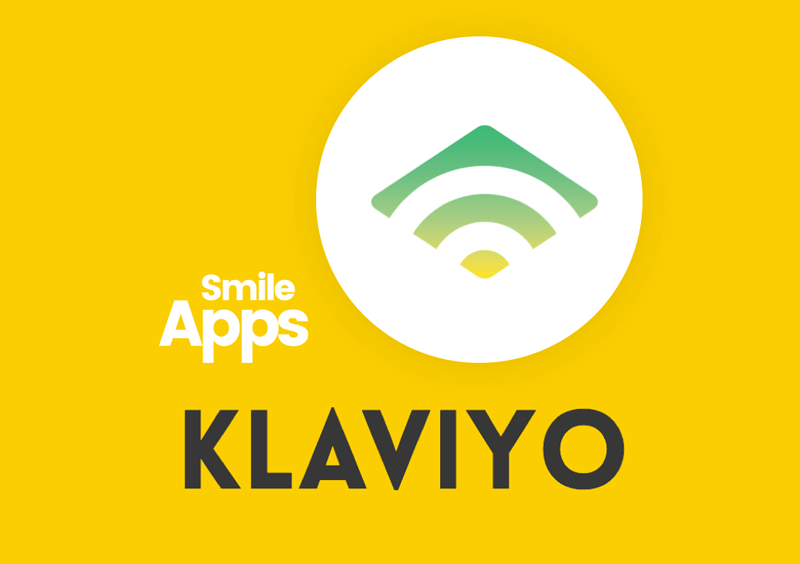 New Smile App: Klaviyo