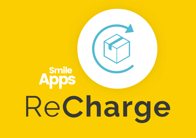 New Smile App: ReCharge