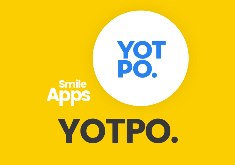 New Smile App: Yotpo