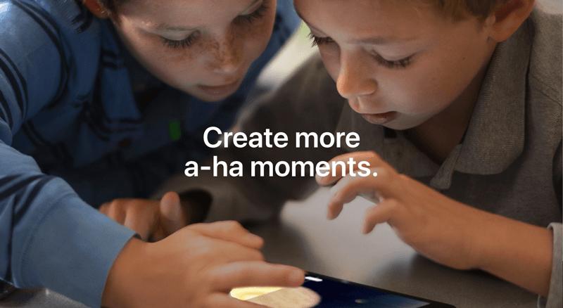 Best Customer Experiences Apple a-ha Moments