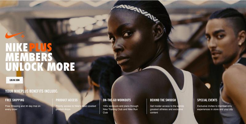 Best Customer Experiences Nike Plus