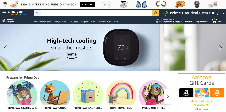 Best Customer Experiences Amazon