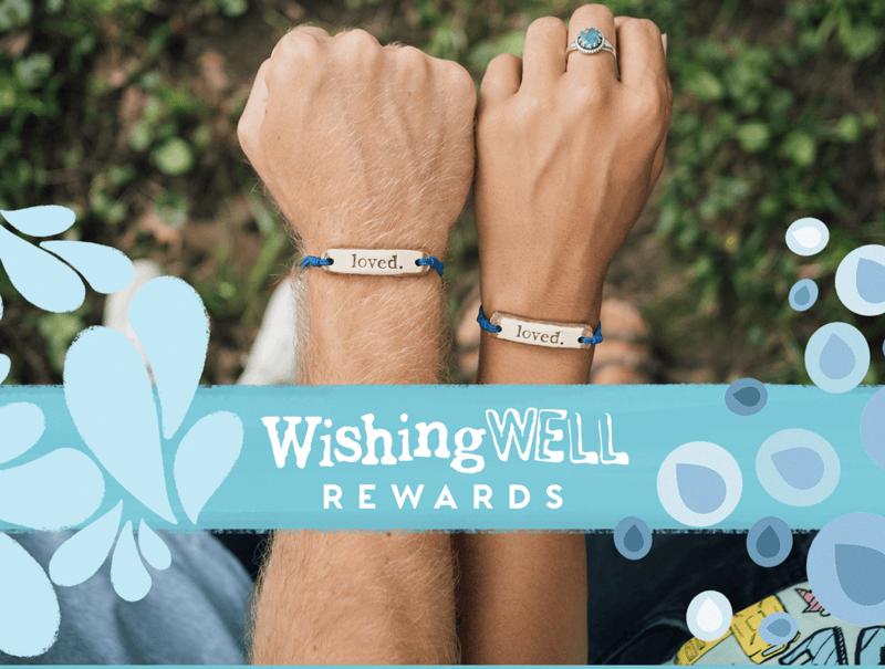 MudLOVE Wishing Well Rewards landing page