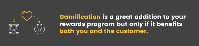 exploit reward point program gamification benefit