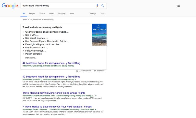 exploit reward point programs google travel hacks