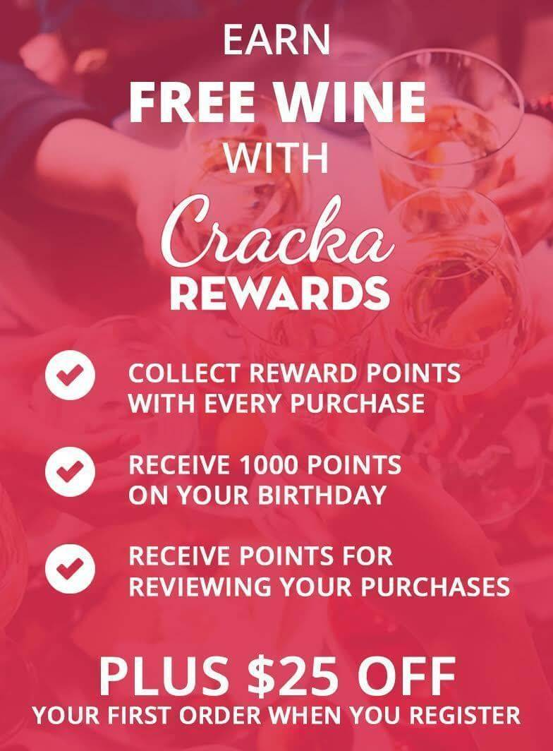 Get Customers to Join Cracka Wines