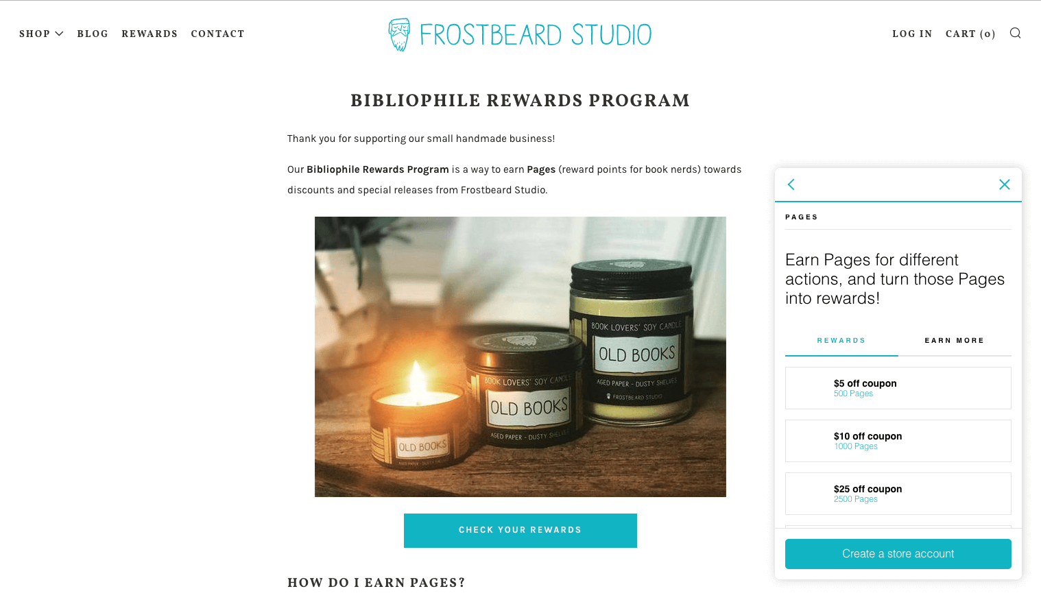 8 Examples of Creative Reward Points Names - Frostbeard Pages