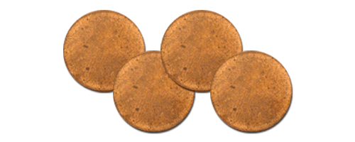history of loyalty programs copper coins