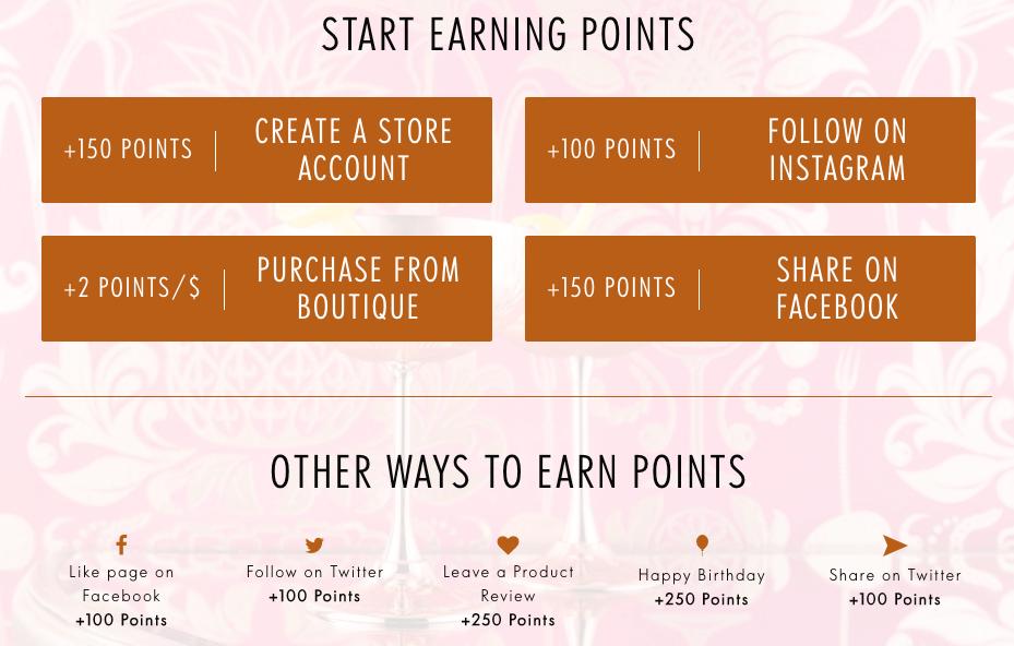 Elyx Boutique Coppy Club Explainer Page